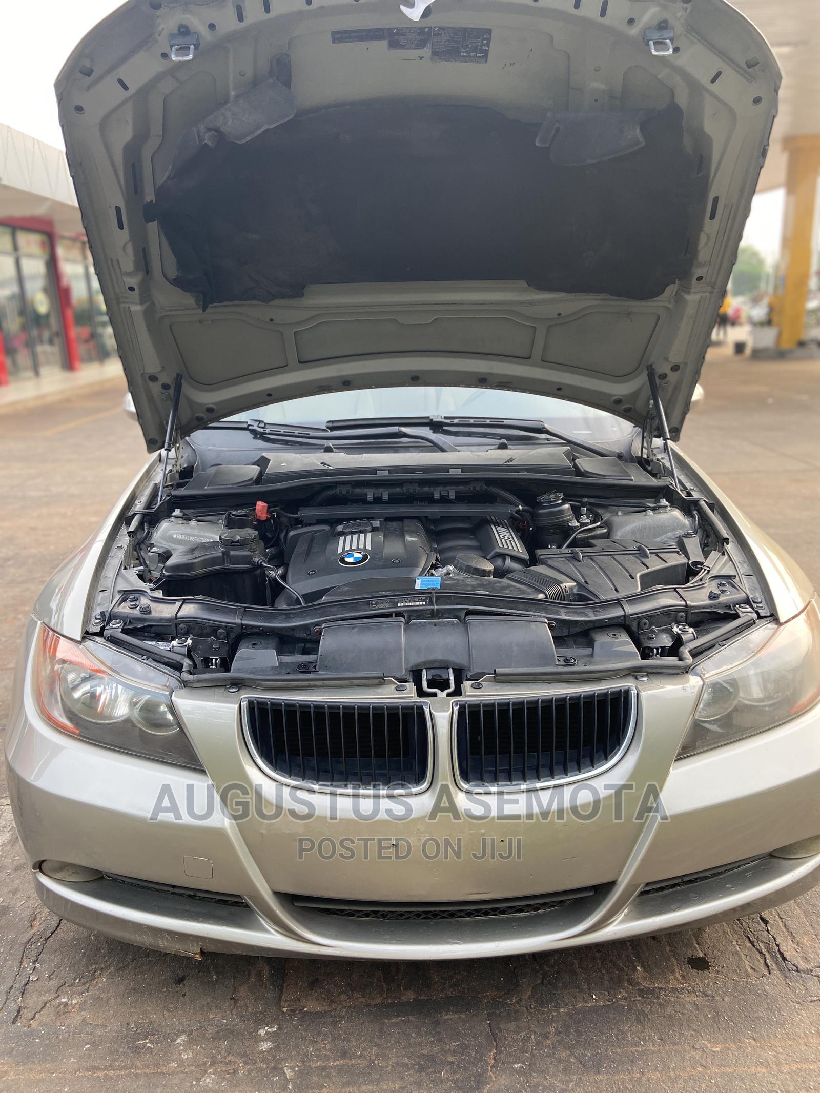 Archive: BMW 328i 2007 Silver