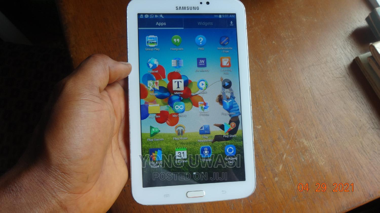Samsung Galaxy Tab 3 7.0 WiFi 8 GB White