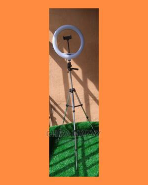 13 Inches Ringlight With Tripod Stand   Accessories for Mobile Phones & Tablets for sale in Rivers State, Port-Harcourt