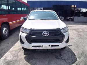 New Toyota Hilux 2021 White | Cars for sale in Rivers State, Port-Harcourt