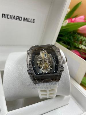 Richard Mille Mechanical Mens Watch   Watches for sale in Lagos State, Lagos Island (Eko)