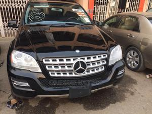 Mercedes-Benz M Class 2010 ML 350 4Matic Black | Cars for sale in Lagos State, Isolo