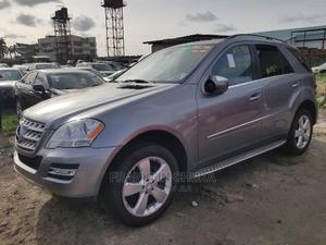 Mercedes-Benz M Class 2010 ML 350 4Matic Gray | Cars for sale in Lagos State, Apapa