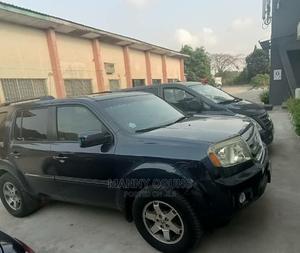 Honda Pilot 2008 SE 4x4 (3.5L 6cyl 5A) Black   Cars for sale in Lagos State, Ikorodu