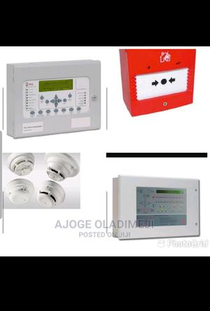 Smoke Dictector Automatic Type | Safetywear & Equipment for sale in Lagos State, Alimosho