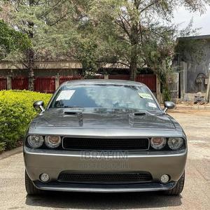 Dodge Challenger 2012 SXT Gray   Cars for sale in Abuja (FCT) State, Garki 2