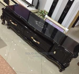 High Quality Portable Royal Executive Wooden Tv Stand,   Furniture for sale in Lagos State, Lekki