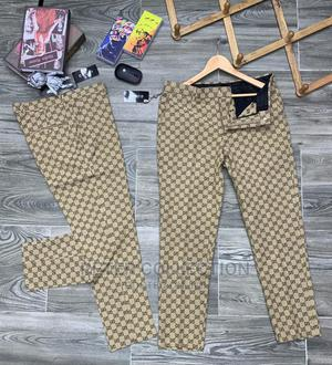 Classic Louis Vuitton Pants Trouser   Clothing for sale in Lagos State, Lagos Island (Eko)
