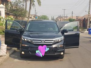 Honda Pilot 2017 Black | Cars for sale in Lagos State, Ojodu