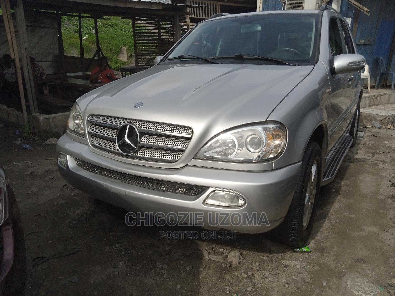 Archive: Mercedes-Benz M Class 2005 ML 350 Silver