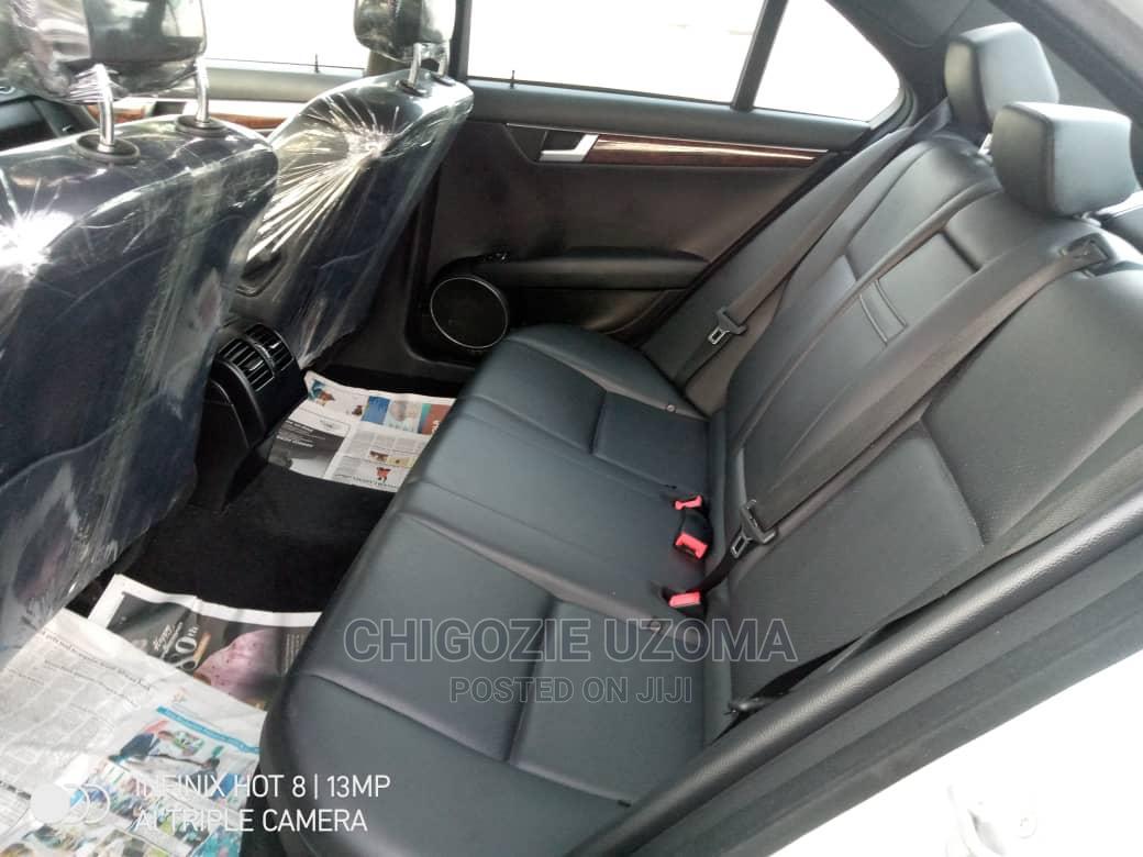 Archive: Mercedes-Benz C350 2012 Silver