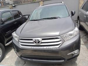 Toyota Highlander 2012 Limited Gray | Cars for sale in Lagos State, Ojodu