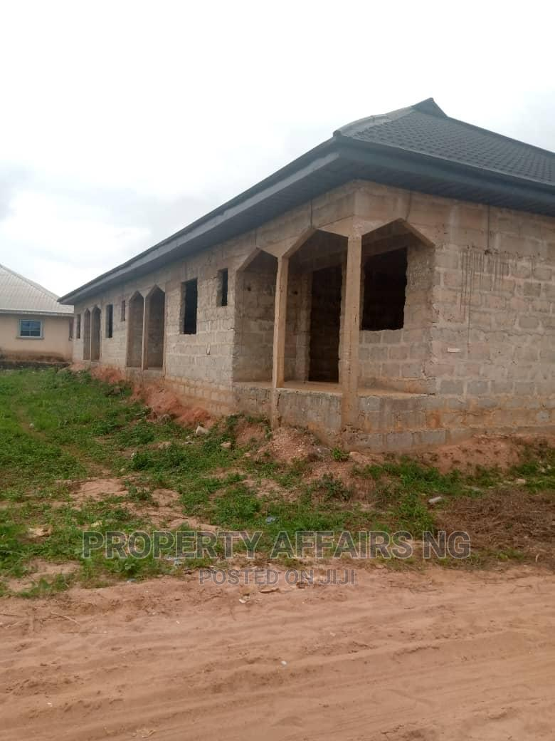 Archive: 3 Flat of 2 Bed Each Behind Winners Chapel Sapele Rd