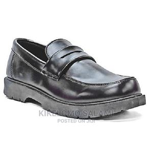 Jelly Bean Black Boy's Loafers | Children's Shoes for sale in Lagos State, Alimosho