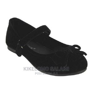 Jelly Bean Black Girls Shoe With Bow | Children's Shoes for sale in Lagos State, Alimosho