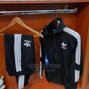 High Quality Adidas Tracksuit for Men   Clothing for sale in Lagos State, Magodo