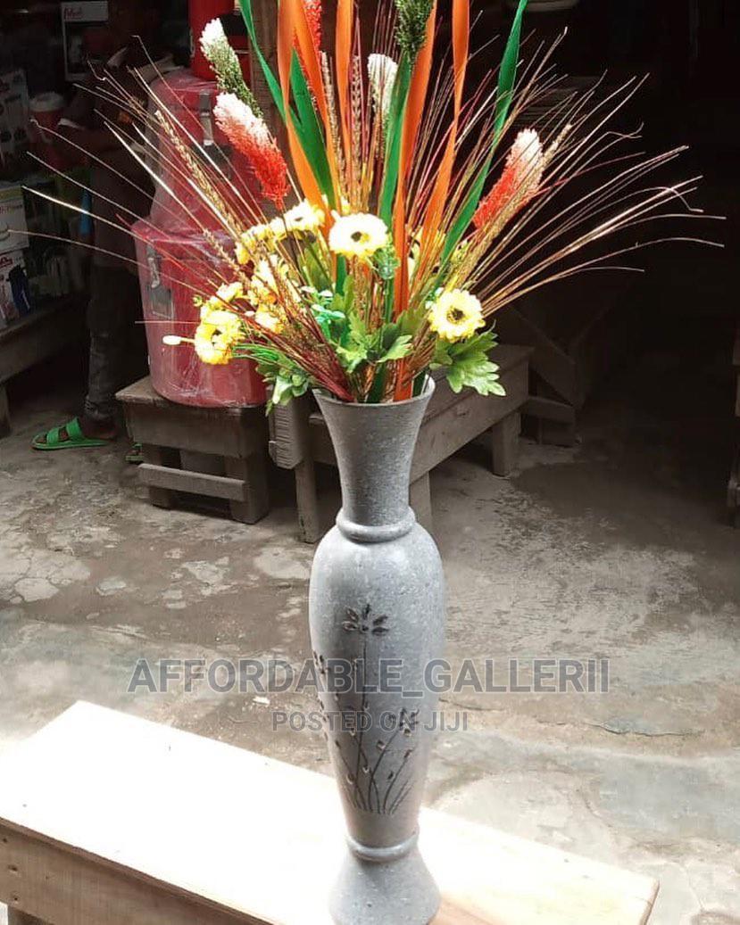 Flower Vase With Flower