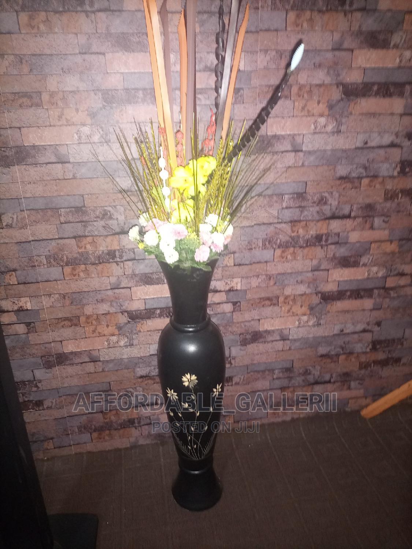 Flower Vase With Flower | Garden for sale in Ifako-Ijaiye, Lagos State, Nigeria