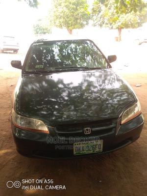 Honda Accord 2000 Green | Cars for sale in Abuja (FCT) State, Kuje