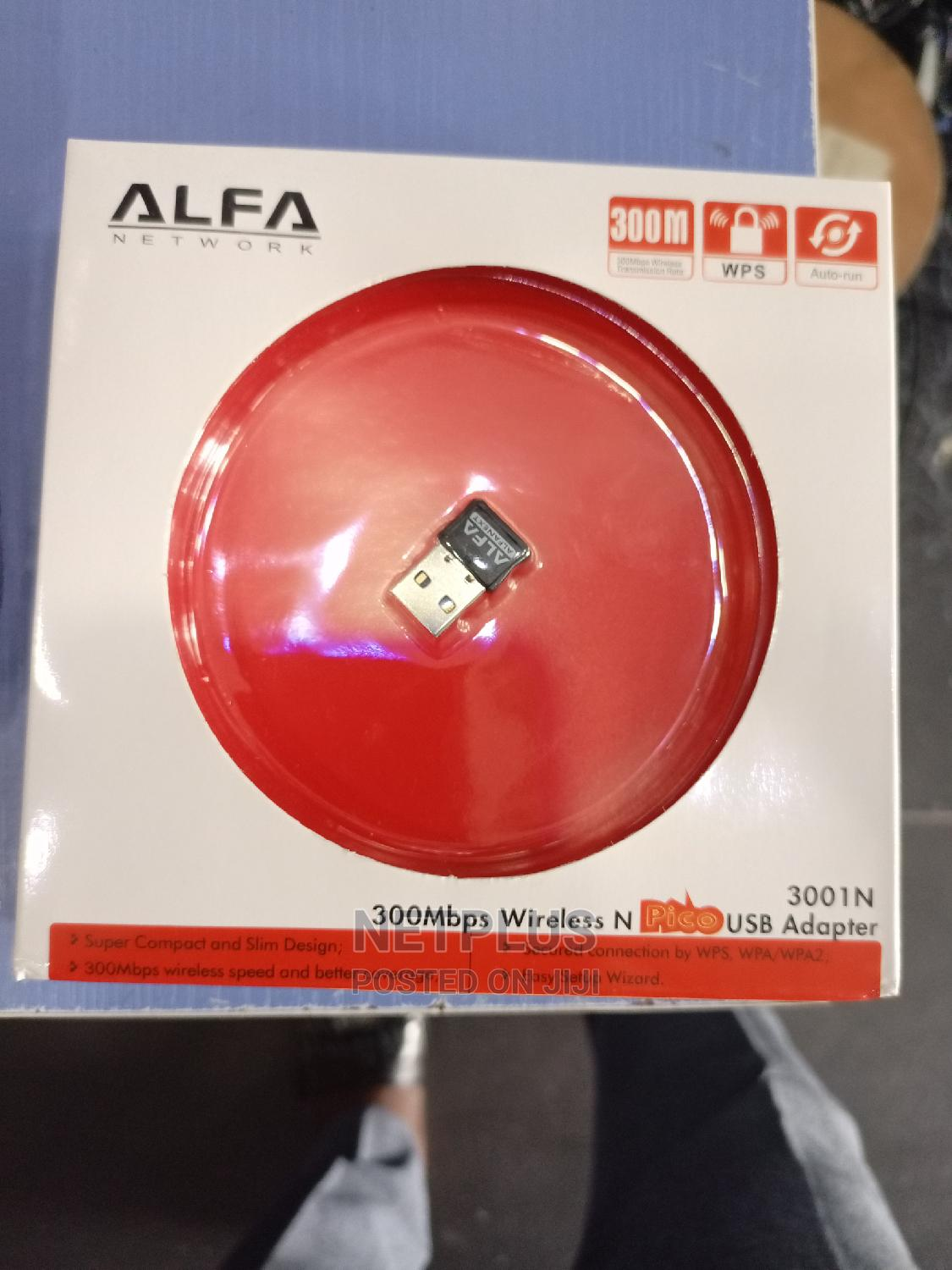 Alfa Wireless Adapter 150 Mbps