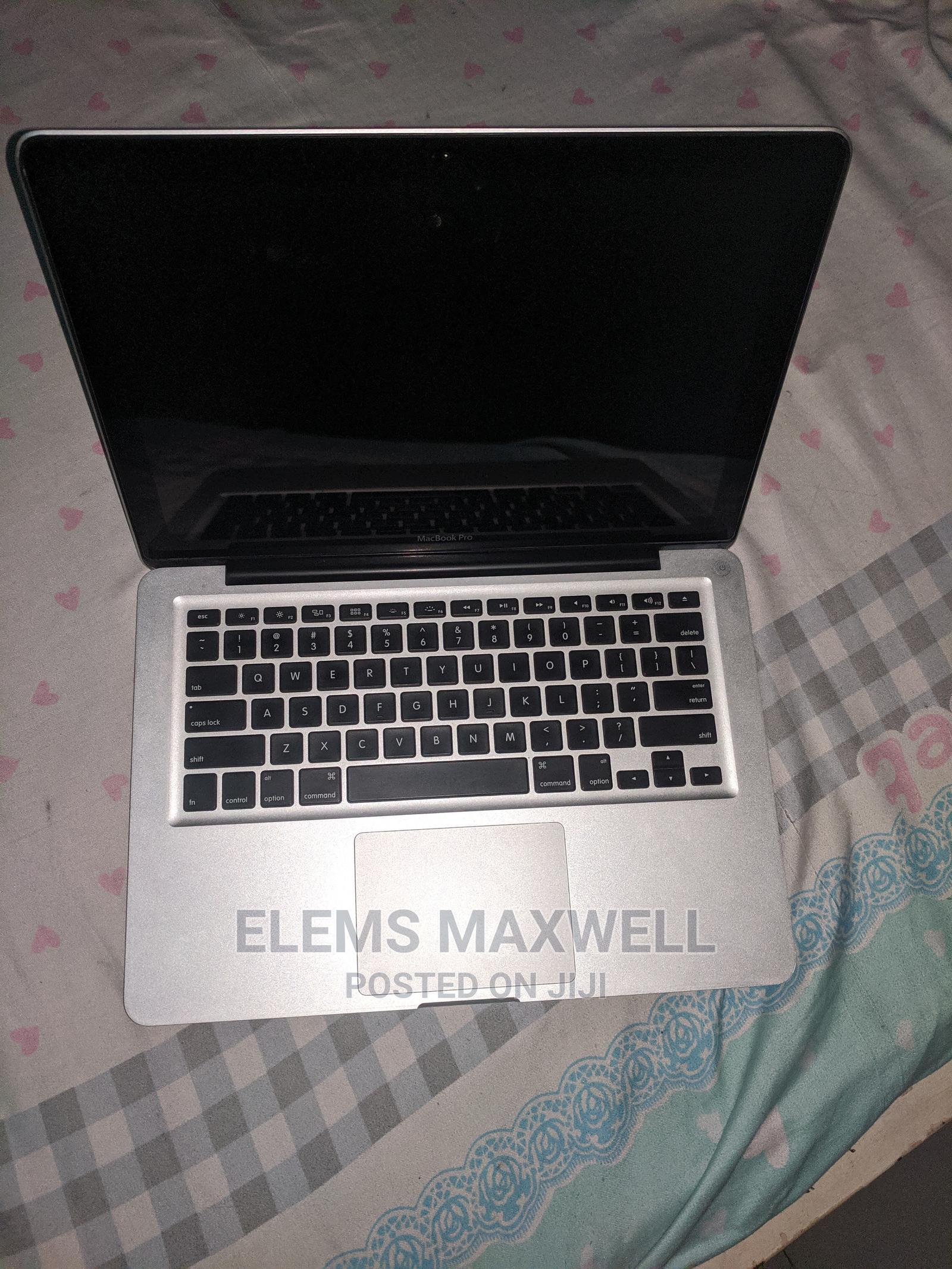 Laptop Apple MacBook Pro 2012 4GB Intel Core I5 500GB | Laptops & Computers for sale in Port-Harcourt, Rivers State, Nigeria