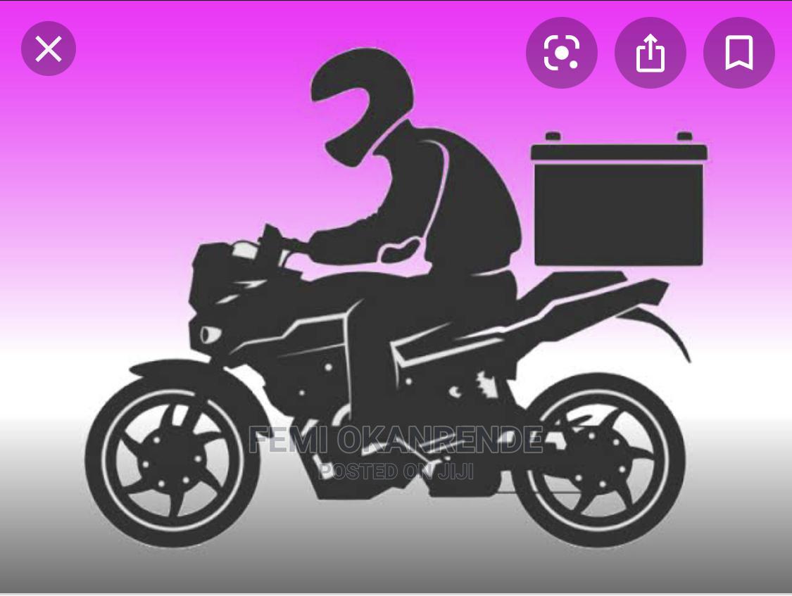 Archive: Dispatch Rider Vacancy
