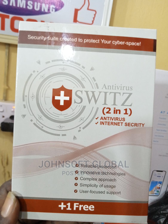Archive: Switz Anti Virus Software