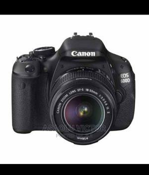 Canon 600D With Accessories   Photo & Video Cameras for sale in Ondo State, Ondo / Ondo State