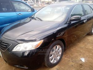Toyota Camry 2008 2.4 XLE Black   Cars for sale in Rivers State, Obio-Akpor