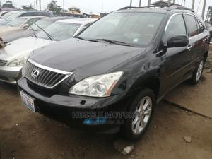 Lexus RX 2008 350 AWD Black | Cars for sale in Lagos State, Apapa