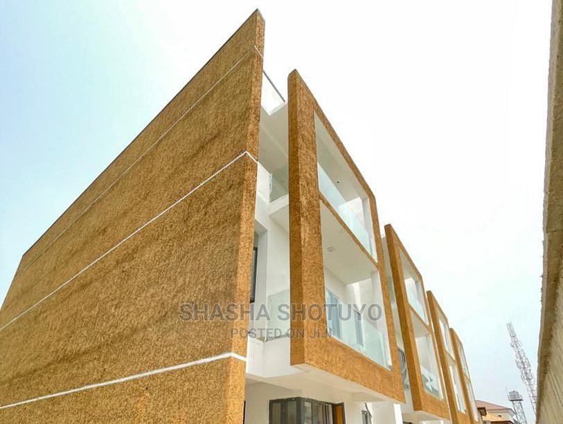 Fully Serviced 4 Bedroom Terrace Duplex