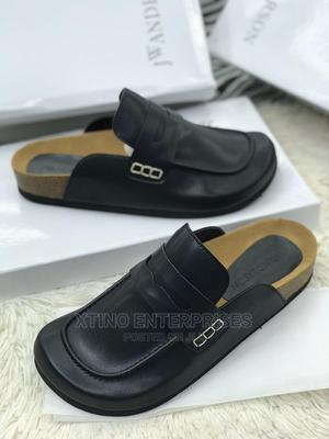New Jw Anderson Leather Half Shoe Original | Shoes for sale in Lagos State, Surulere