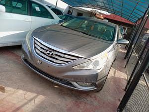 Hyundai Sonata 2011 Gray | Cars for sale in Lagos State, Ikeja