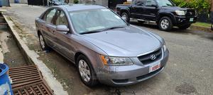 Hyundai Sonata 2008 2.4 GLS Gray | Cars for sale in Lagos State, Ikeja