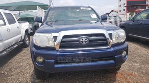 Toyota Tacoma 2006 Blue | Cars for sale in Lagos State, Ojodu