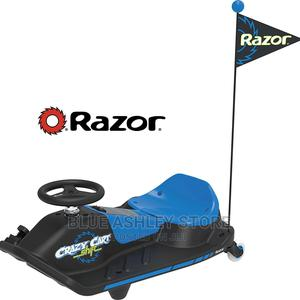 Razor Crazy Cart Shift 2.0 Black/Blue Age 6+   Toys for sale in Lagos State, Ikeja
