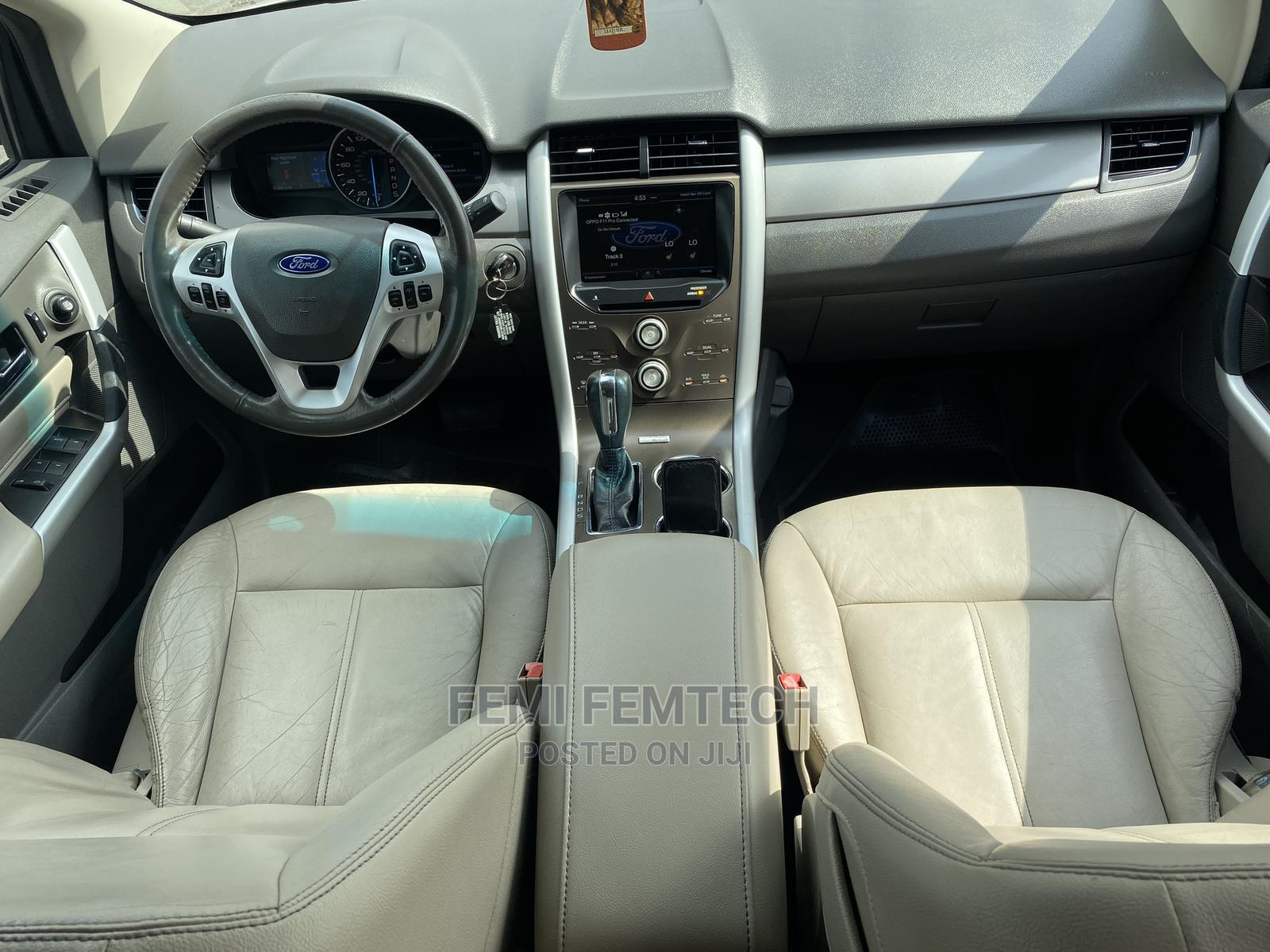 Ford Edge 2014 White   Cars for sale in Ikeja, Lagos State, Nigeria