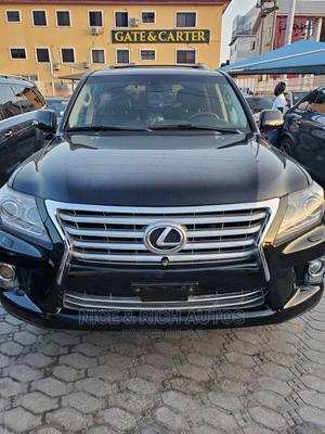 Lexus LX 2011 570 Black   Cars for sale in Lagos State, Lekki