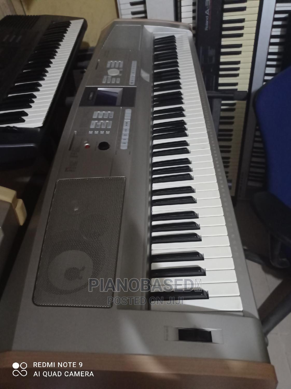 Yamaha Dgx505 Piano