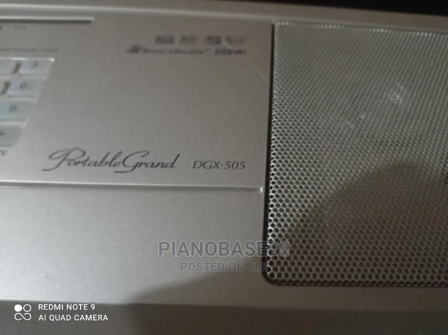 Yamaha Dgx505 Piano | Musical Instruments & Gear for sale in Ojo, Lagos State, Nigeria