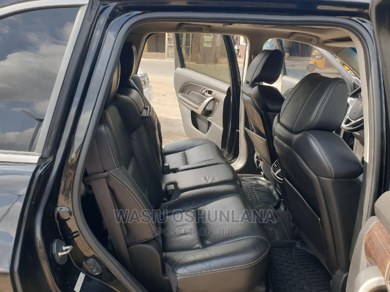 Archive: Acura MDX 2013 Black