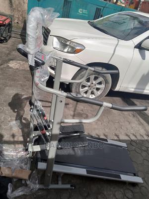 America Manual Treadmill With Stepper | Sports Equipment for sale in Lagos State, Surulere