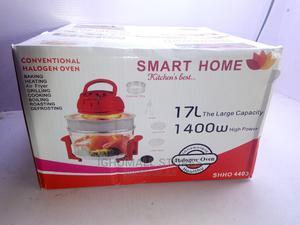 17litre Halogen Oven SHHO-4403 Smart Home 17-07 | Kitchen Appliances for sale in Lagos State, Alimosho