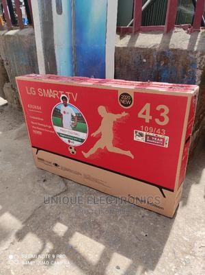 """LG 43""""Inches Smart Android Internet TV Netflix + Youtube App   TV & DVD Equipment for sale in Lagos State, Apapa"""