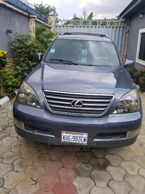 Lexus GX 2005 470 Sport Utility Gray | Cars for sale in Rivers State, Obio-Akpor