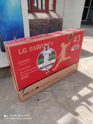 """New LG 43""""Inch SMART TV ANDROID APP ( 43uk64 ) Netflix App   TV & DVD Equipment for sale in Lagos State, Apapa"""