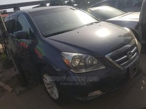 Honda Odyssey 2005 Gray | Cars for sale in Lagos State, Lagos Island (Eko)