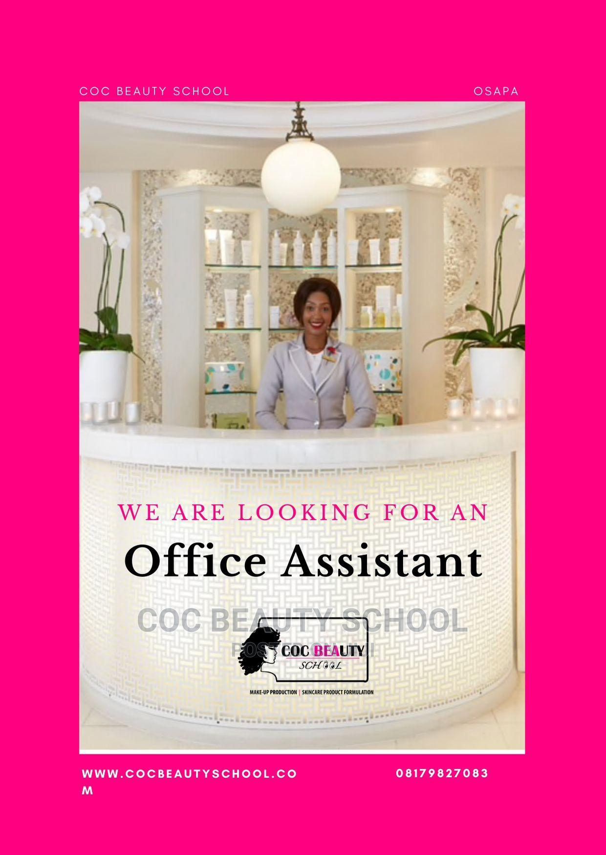 Office Assistant Needed