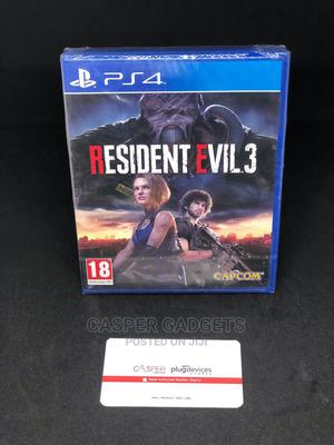 Resident Evil 3   Video Games for sale in Lagos State, Ikeja
