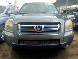 Honda Pilot 2007 EX 4x4 (3.5L 6cyl 5A) Gray | Cars for sale in Lagos State, Agege